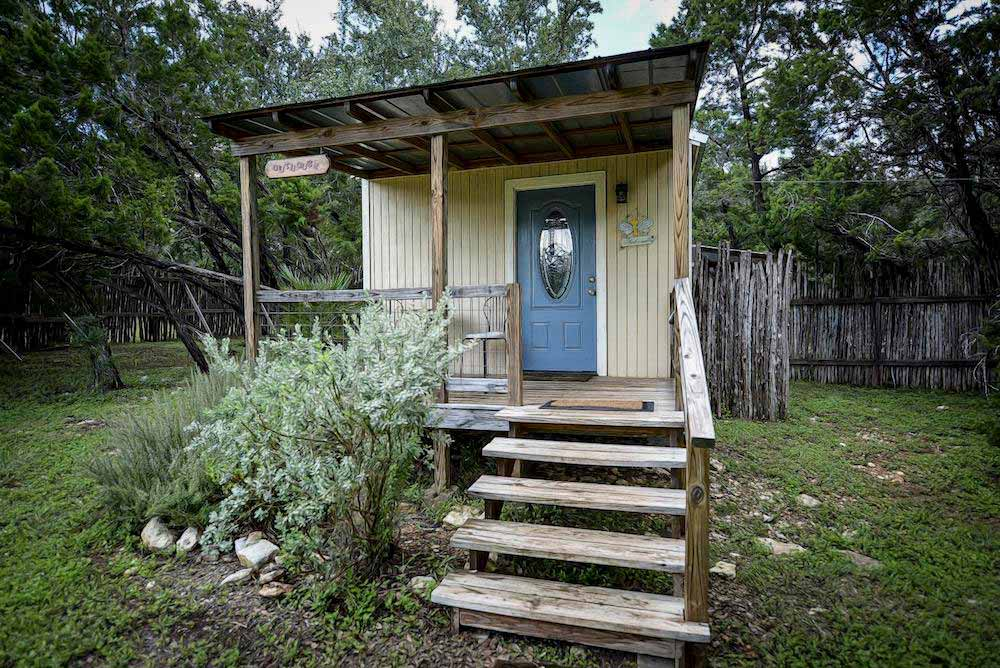 A Country Place – The Outhouse