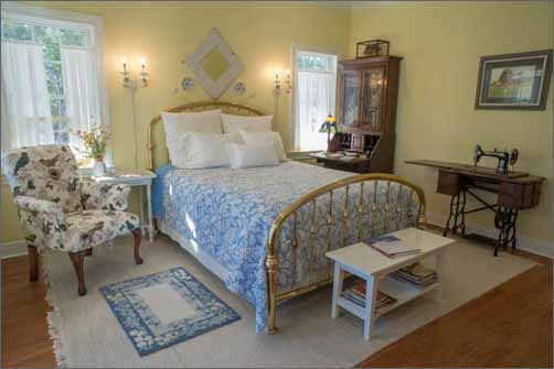 Alexandra's House – Ashley's Suite