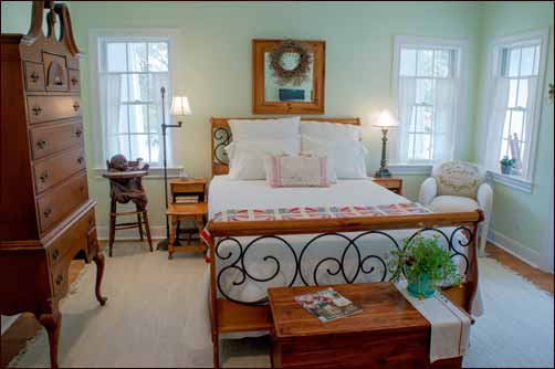 Alexandra's House – Diana's Suite
