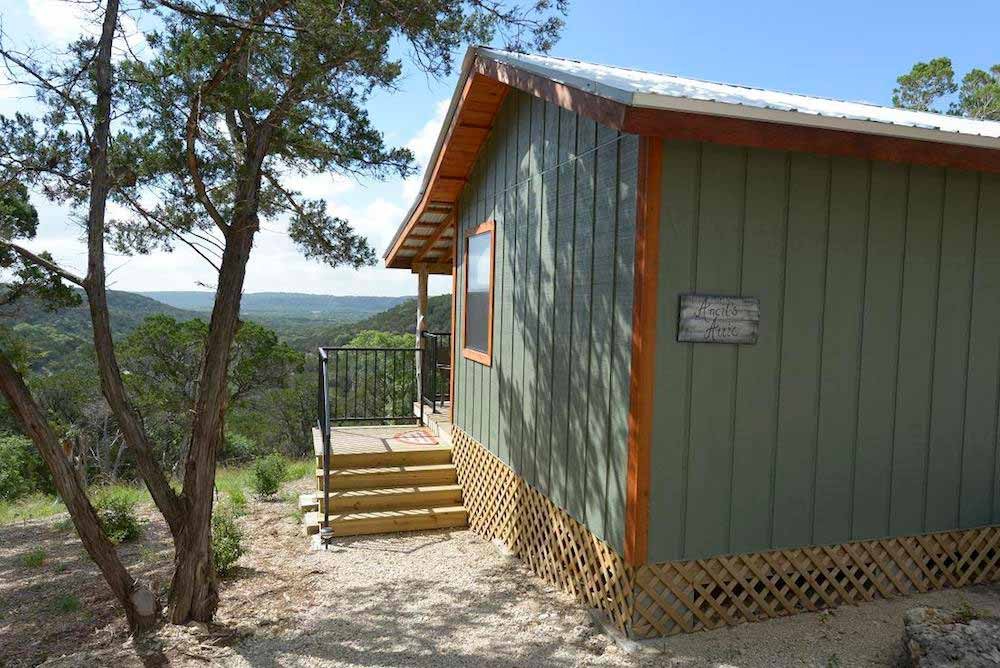 Buttercup Hill Scenic Cabins 16 Texas Hill Country