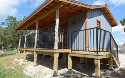 Buttercup Hill Scenic Cabins – Nonnie's Nest