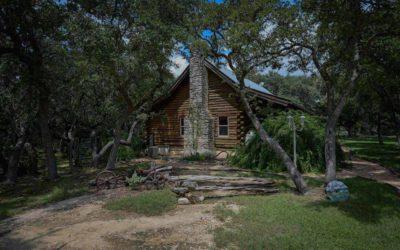 Cabin in the Oaks