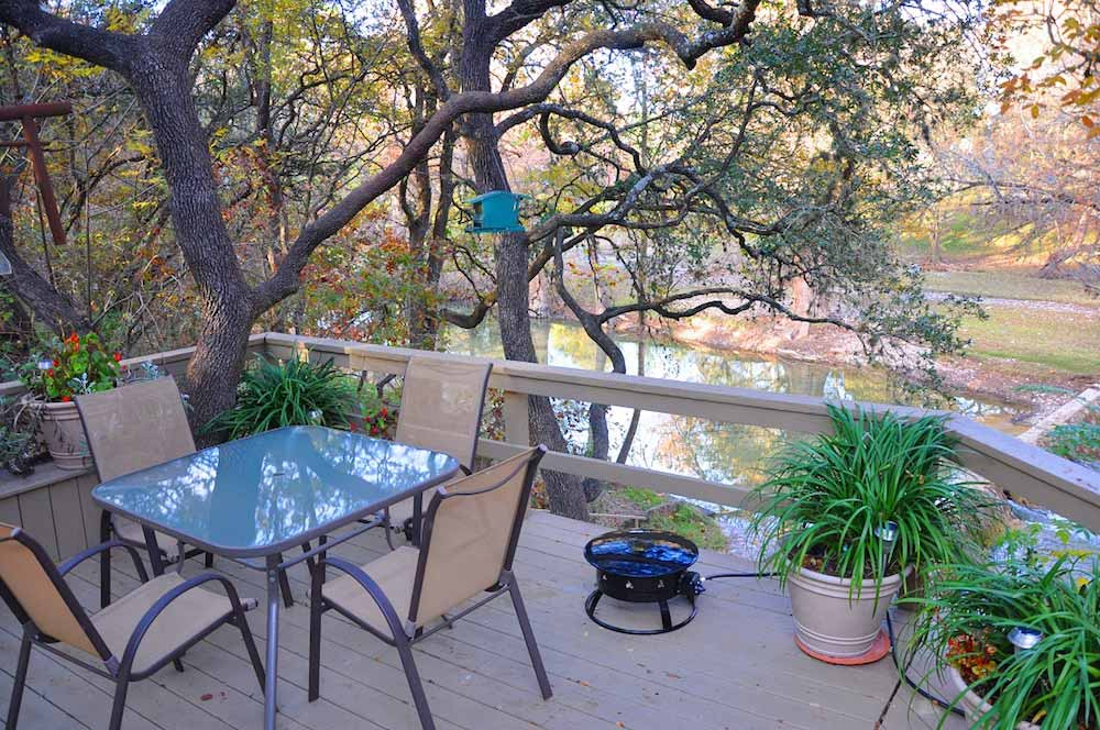Wimberley Bed And Breakfast Hot Tub