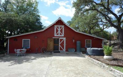 Rancho El Valle Chiquito – The Barn