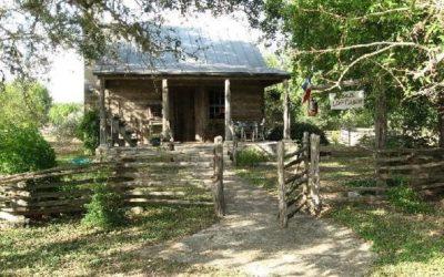 New Tracks Ranch Log Cabin