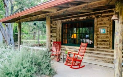 Abundance Retreat Moondance Cabin