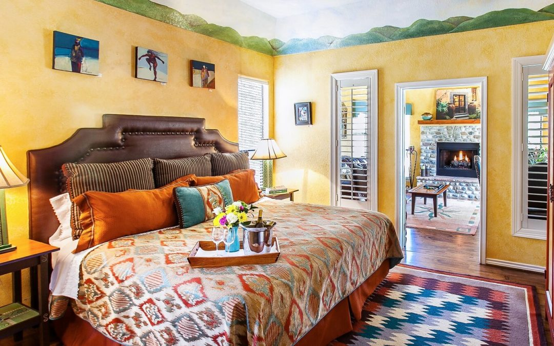 Blair House Inn – El Paso Suite
